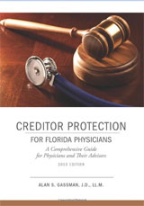 Creditor Protection for Florida Physicians
